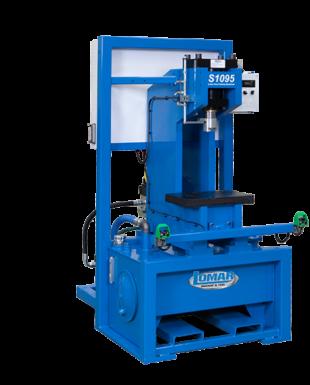 Lomar S1095 Hydraulic C Frame Utility Press