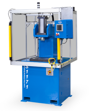 S1171 Air Over Oil Crimp Machine