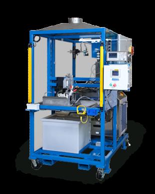Lomar Induction Tube Braxing Machine