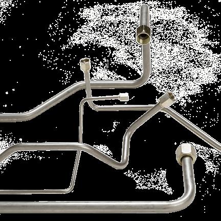Bendt Tubes form S1140 Bender