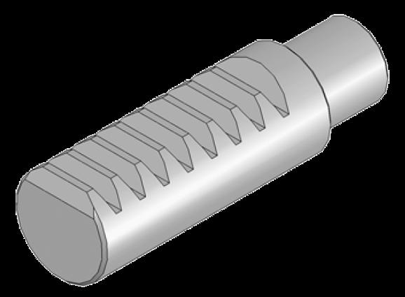 Custom Gear Pinions
