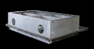 Custom Stainless Steel Reservoir