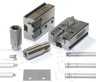 Tube End Forming Tooling