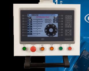 S1209 Sevo Endformer HMI Screen